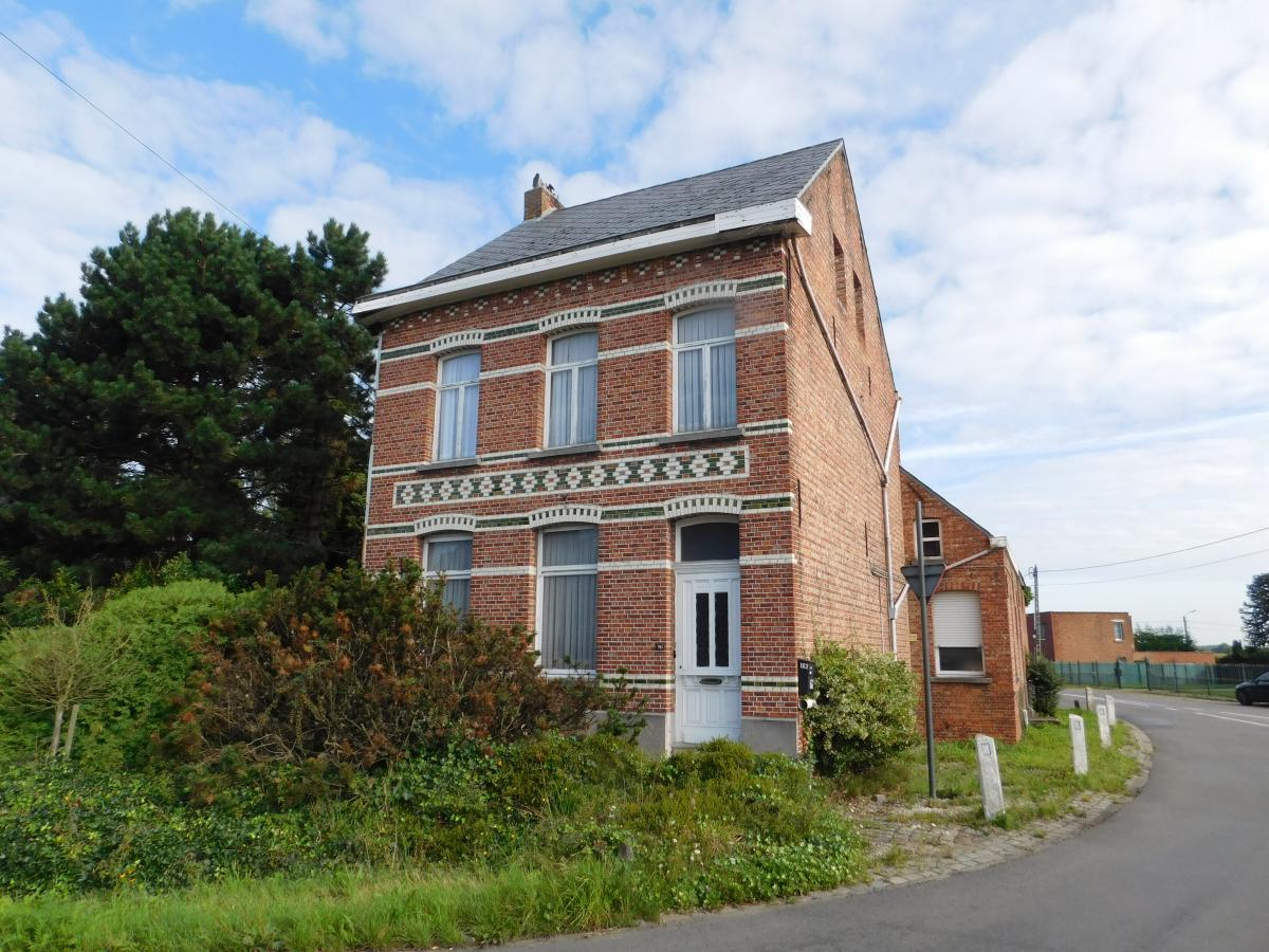 Dupont vastgoed berlaar woning ruime woning die for Huis te huur